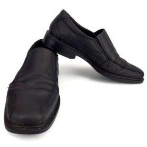 5638cea4a Ecco Shoes - Ecco Men s Black Casual Loafers Size EU 42
